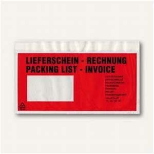 Büroartikel Auf Rechnung : lieferscheintaschen din lang 240 x 125 mm lieferschein rechnung 250 st b roartikel bei ~ Themetempest.com Abrechnung