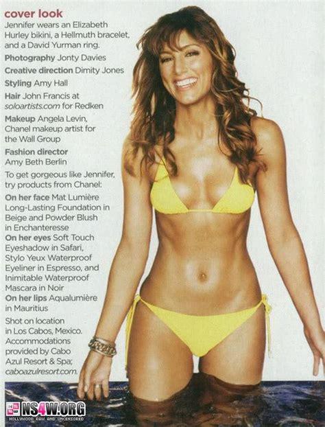 jennifer esposito bikini jennifer esposito does april 2008 shape magazine moejackson