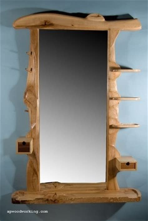 hand crafted  edge sculpted wall mirrors  ap