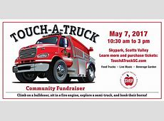 Touch A Truck My Scotts Valley
