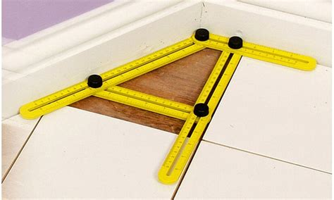 multi angle ruler template tool up to 46 on multi angle ruler template tool groupon goods