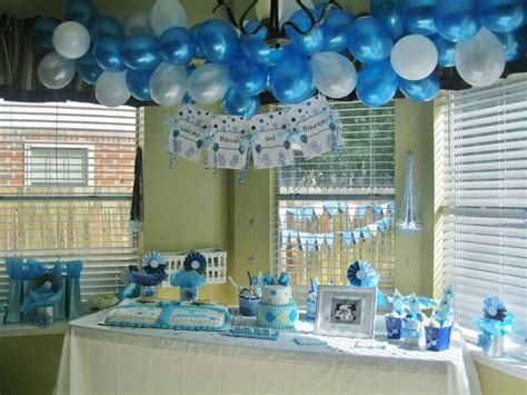 Decorating Ideas For Baby Shower Boy by Baby Boy Shower Ideas And Sassy Designs By Bonnie