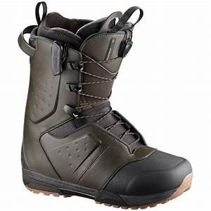 Salomon Synapse Snowboard Boots 2018 Evo