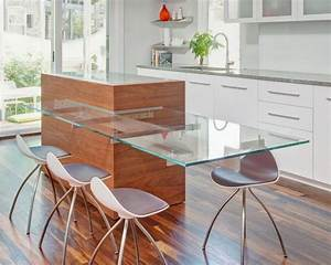 Table salle a manger en verre deco maison moderne for Salle À manger contemporaineavec table en verre salle a manger