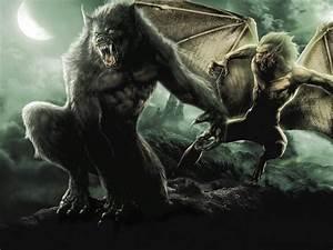 Werewolves & Vampires images werewolf and vampire HD ...