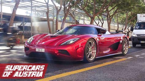1400 Hp Candy Red Koenigsegg Agera R