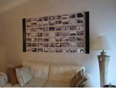 Diy Decorating Ideas For Rooms by DIY Photo Wall D Cor Idea