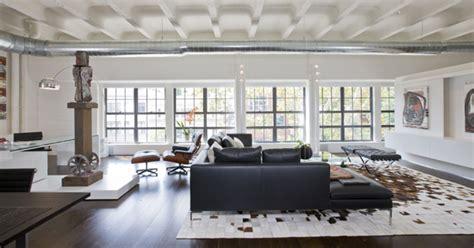Contemporary Loft  Minimalist Luxury Interior Design