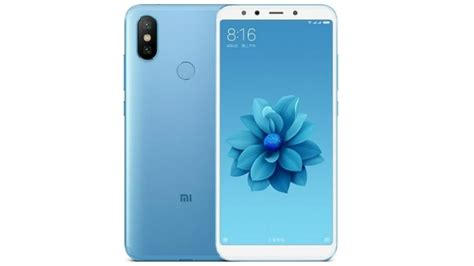 xiaomi mi a2 android one smartphone gets listed in switzerland specifications leaked