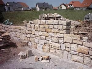 Sichtschutz Mauer Naturstein : garten und landschaftsbau kinnemann natursteinarbeiten ~ Michelbontemps.com Haus und Dekorationen