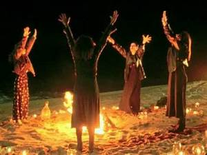 What Is Wiccan Ritual? - YouTube