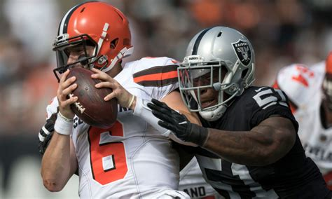 instant takeaways  browns heartwrenching loss  raiders