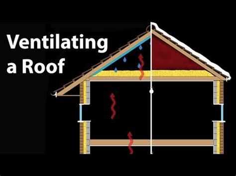 roof vents loft ventilation techniques  vent