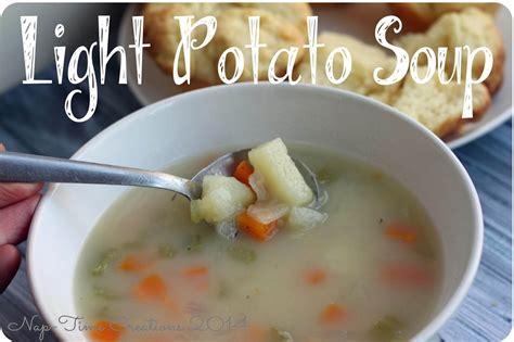 light potato soup light potato soup comfort food up sew savory