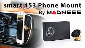 Smart 453 Freisprecheinrichtung : smart 453 phone mount by madness youtube ~ Jslefanu.com Haus und Dekorationen