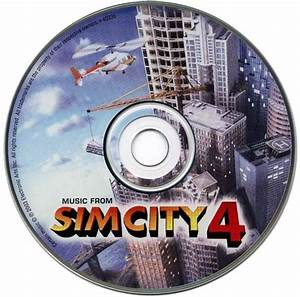 Music from SimCity 4. Soundtrack from Music from SimCity 4