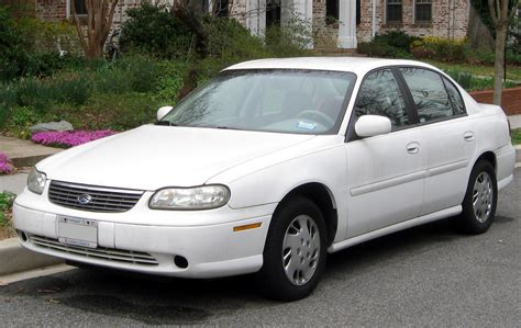 Chevrolet Malibu 24 2004  Auto Images And Specification