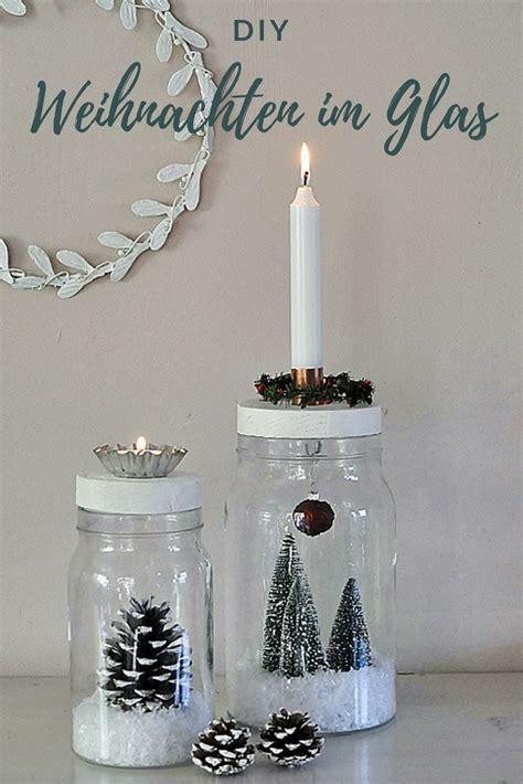 smillas wohngef 252 hl diy weihnachten im glas