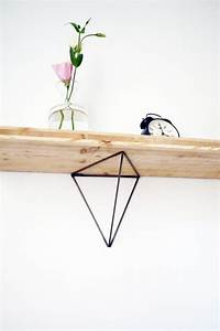Equerre Etagere Murale : equerre etagere bois ascolour ~ Premium-room.com Idées de Décoration