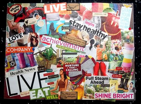 vision board healing through vision board 2014 lupus interrupted