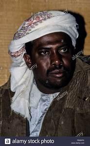 Oman. Omani Afro-Arab Musician Wearing Traditional Omani ...