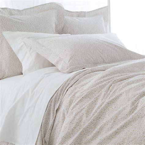 Confetti Greylinen Duvet Cover  The Outlet
