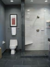 Tile Bathroom Ideas Photos 29 Gray And White Bathroom Tile Ideas And Pictures