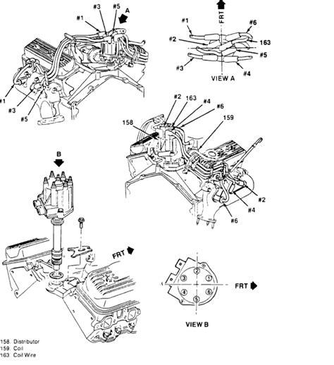 92 Grand Am Engine Diagram by Back Half Of Mercruiser 4 3 V6 Engine Diagram