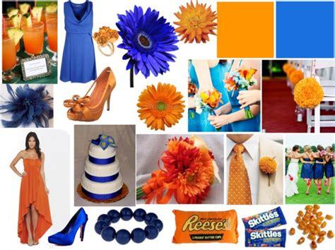 139 best images about wedding blue orange on pinterest