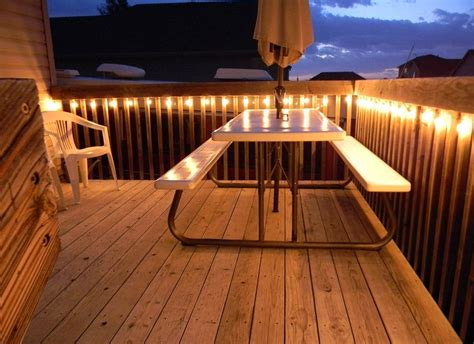 outdoor lighting ideas with cool illumination settings