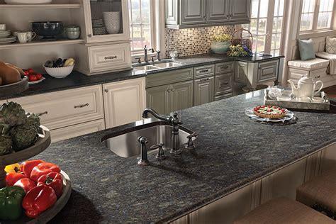 kitchen countertop materials     types