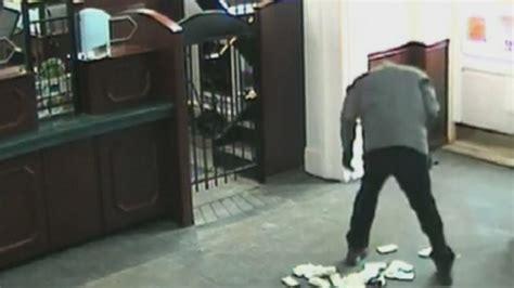 bank fail robbery caught