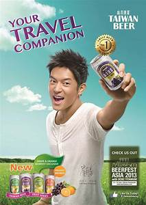 double-image.blogspot.com: Celebrates Taiwan Beer's One ...