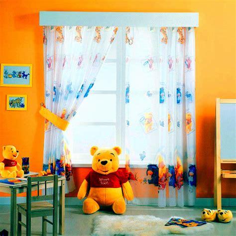 Kinderzimmer Gestalten Winnie Pooh by Vorh 228 Nge Kinderzimmer Winnie Pooh Gardinen Schals 1 L 228 Nge