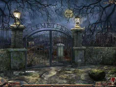 graveyard gate halloween  adore halloween art