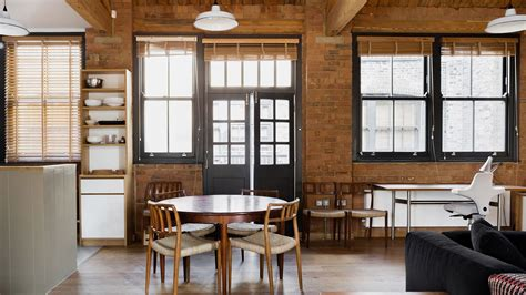 victorian warehouse turned apartment  surprisingly cozy curbed