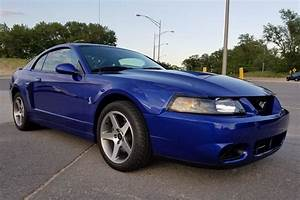 3,500-Mile 2003 Ford Mustang SVT Cobra for sale on BaT Auctions - closed on July 23, 2019 (Lot ...