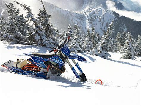 timbersled snow bike graphic kits image gallery