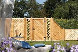Garten Trennwand Holz : holz sichtblenden rogowski holzhandlung ~ Sanjose-hotels-ca.com Haus und Dekorationen