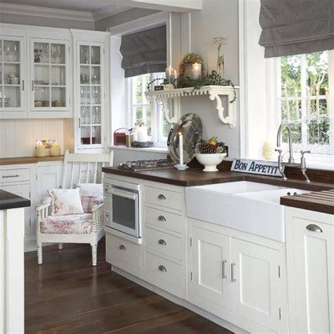 modern country kitchen housetohomecouk