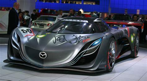 Mazda Furai Concept First Official Pictures Car Magazine