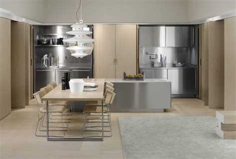 tables de cuisines modern kitchen design from arclinea