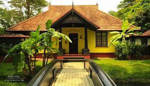 Architecture India: Traditional Kerala architecture - 10
