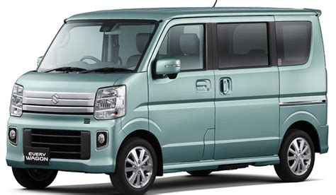 suzuki every suzuki every wagon new model price specifications pics