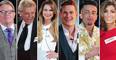 celebrity big brother 2014 contestants revealed who 39 s who
