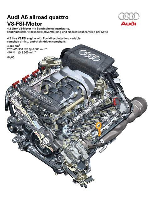 Foto Motor by Foto V8 Fsi Audi Motores Gasolina