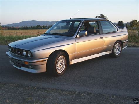 1986 Bmw E30 M3 Review Gallery 83840