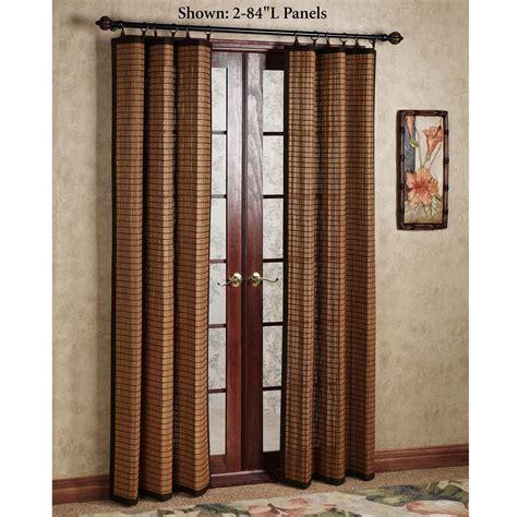 curtains for doorways ideas homesfeed