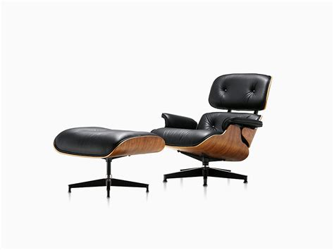 Eames Lounge And Ottoman by Eames 174 Lounge Chair And Ottoman Herman Miller