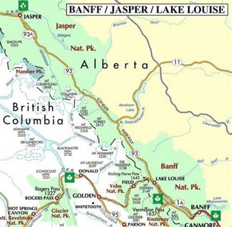 Where We Be - Banff & Jasper, Alberta